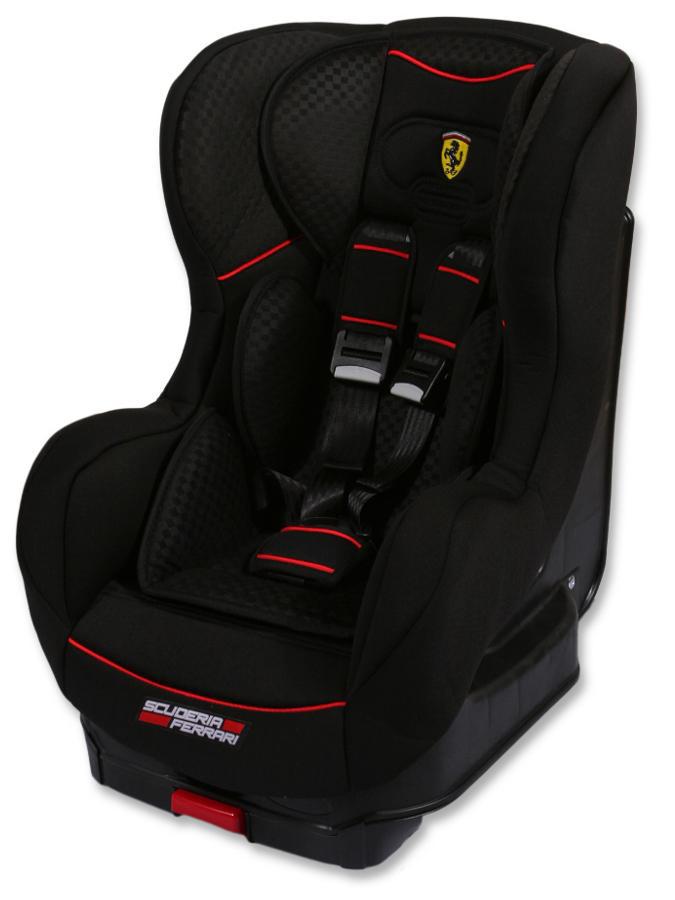 Autosedačka Nania Cosmo Ferrari 0-18kg 7Dnů