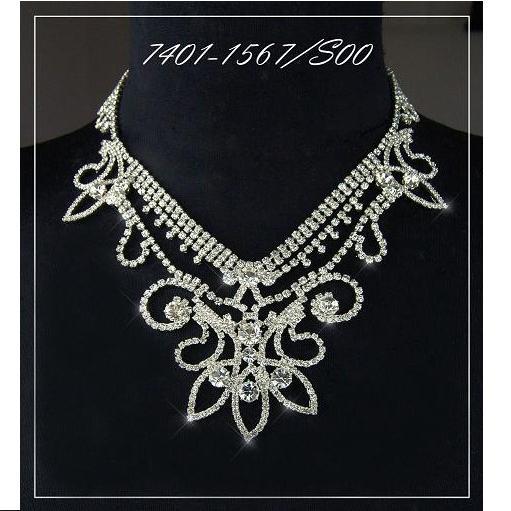 Exklusivní náhrdelník Raciozo a naušnice 7D