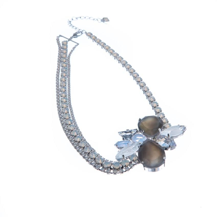 Exklusivní náhrdelník Grey 14D